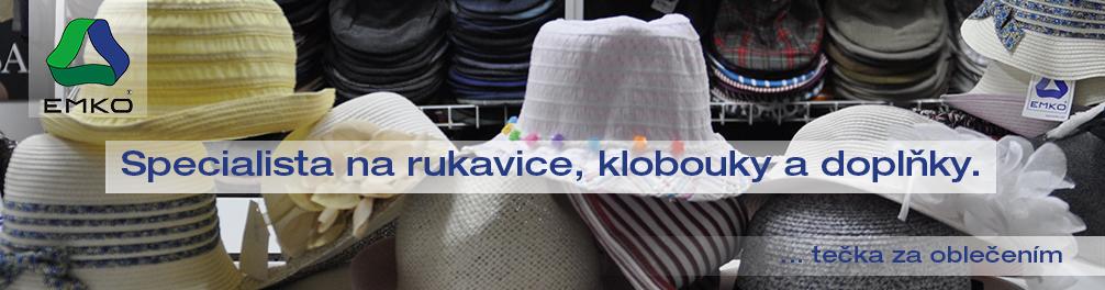 249df524878 klobouky - rukavice - bekovky