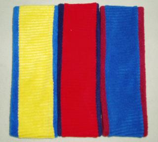 čelenka fleece A 038